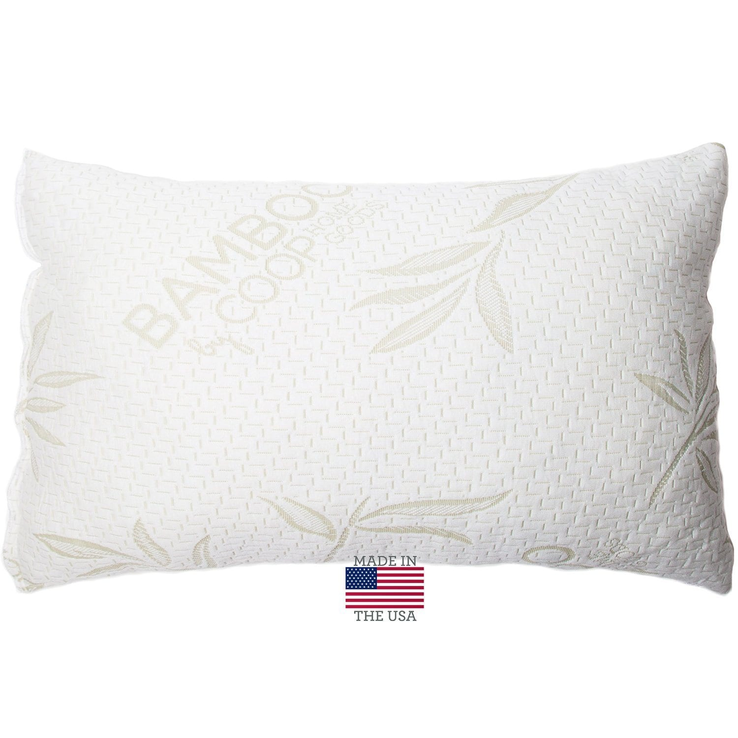 shredded memory foam with bamboo pillow full reviews