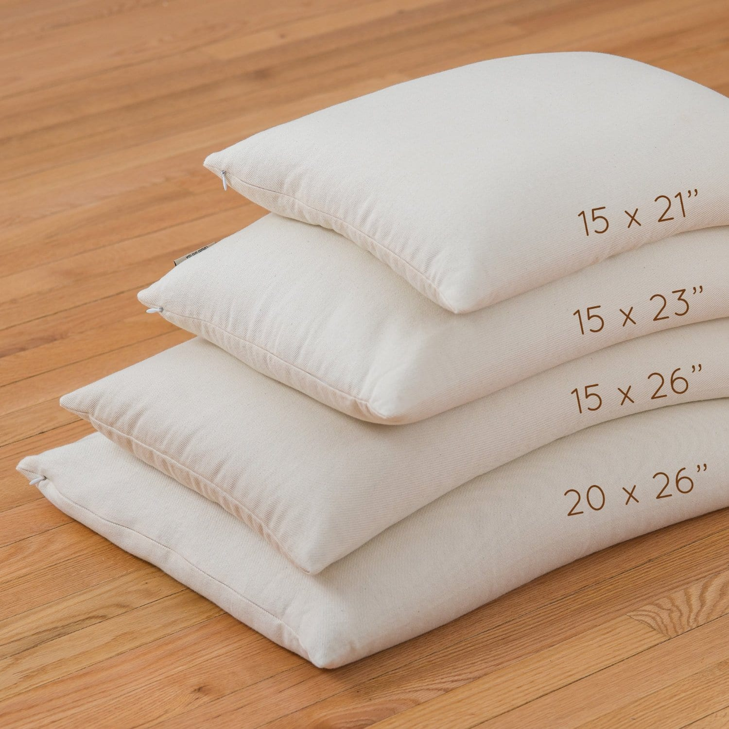 ComfyComfy Organic Pillow