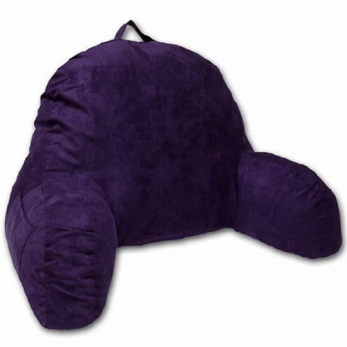 Microsuede Bed rest Pillow