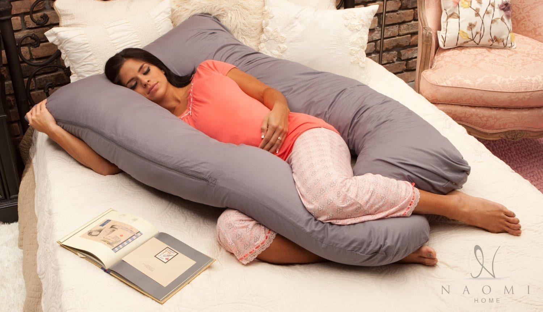 Naomi Home Cozy Maternity Pillow