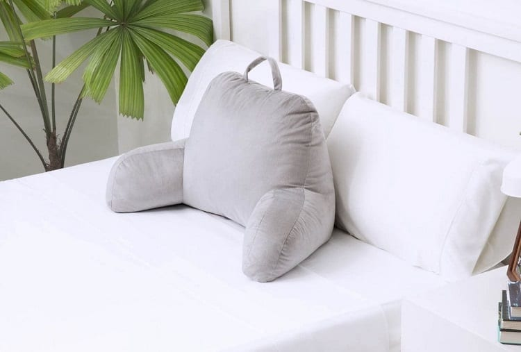 Cotton Pillow For Reading