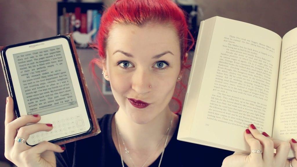Ebook vs Normal Books