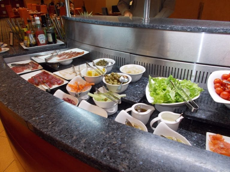Food Hotel Hilton