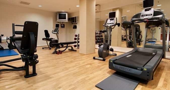 Fitness Center Hilton Dubrovnik