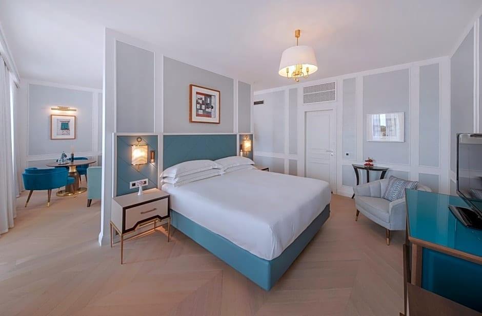 Luxurious Bedrooms Hilton Dubrovnik
