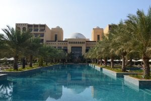 hilton hotel UAE