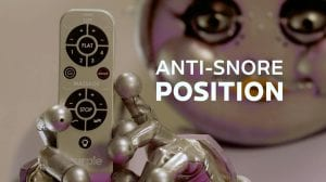 Anti Snore Setting Powerbase