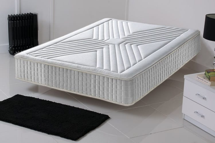 Soft Touch Memory Foam Mattress