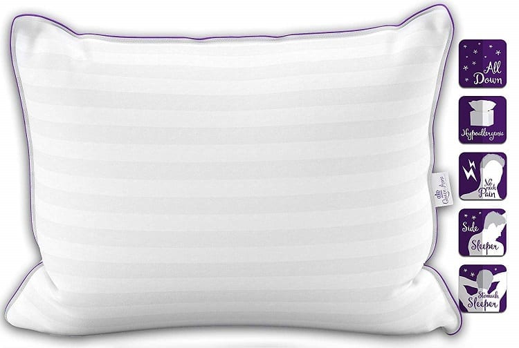 Best Hotel Pillow Reviews