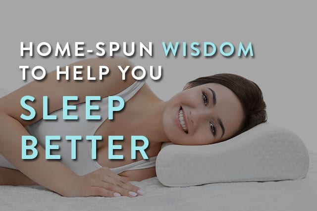 Sleep Better Wisdom