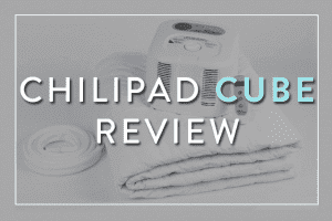 Chilipad Cube Review Cooling Heating Pad