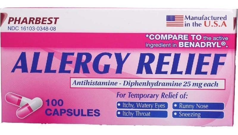 Diphenhydramines