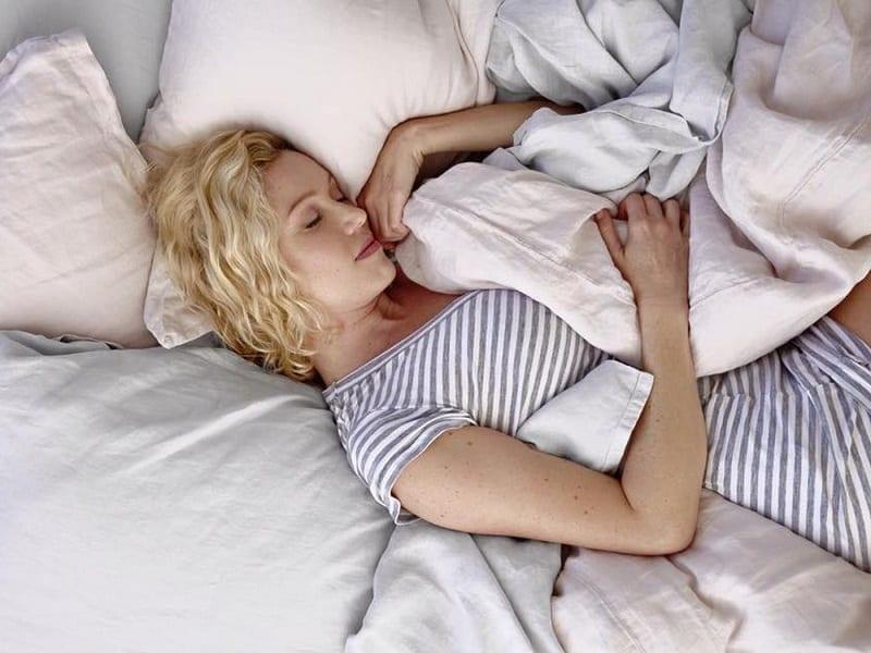 how to sleep cool