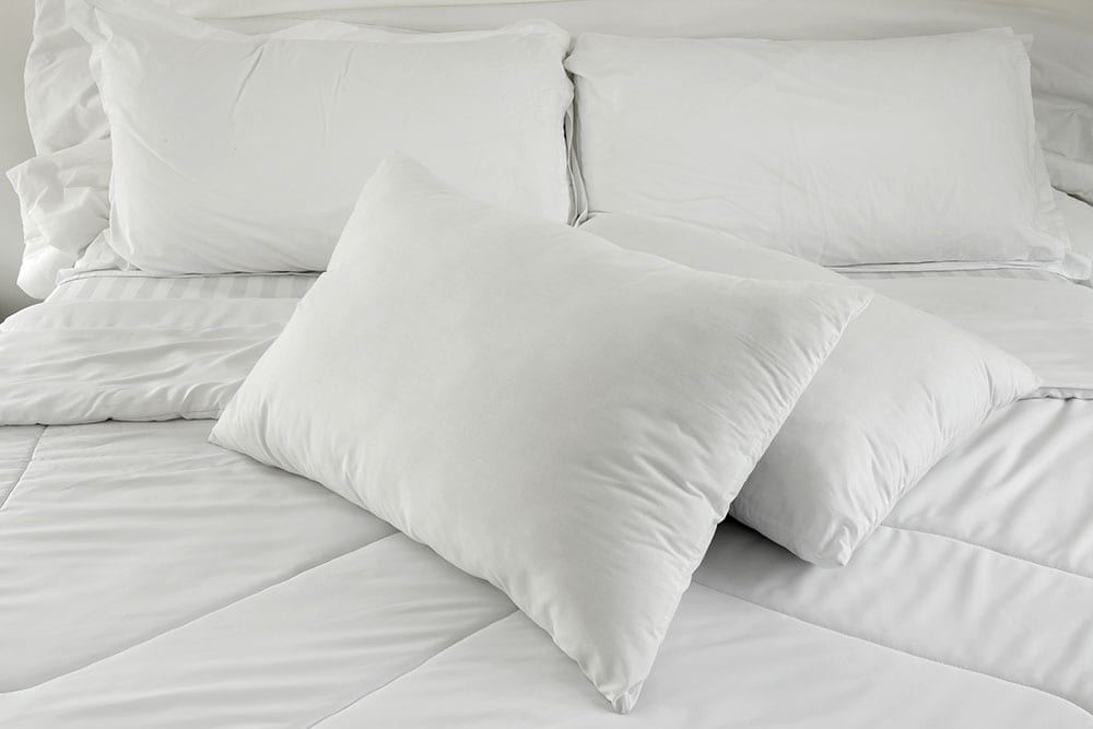 How to Wash Down Feather Pillows