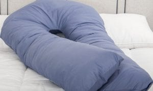 u shaped pillow
