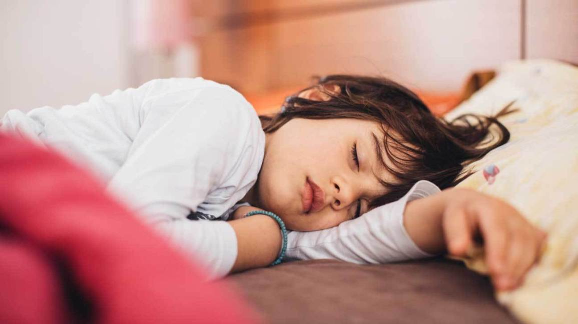 Children Stomach Sleepings