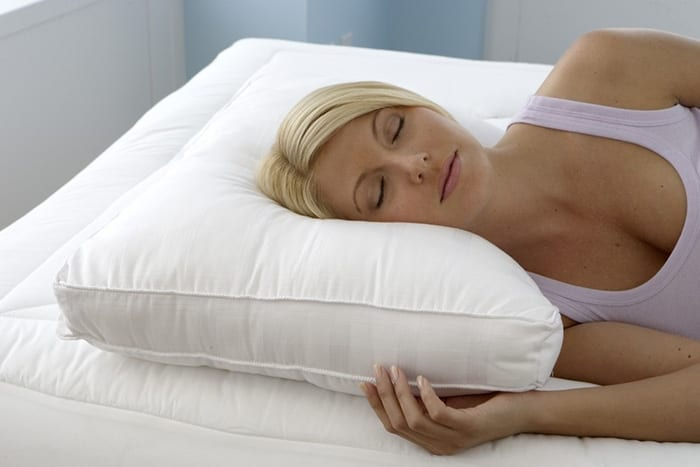 Best Pillow for stomach sleepers