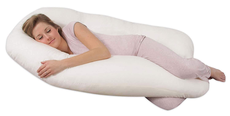 How Pregnancy Pillows Keep Pregnant Women Comfortable