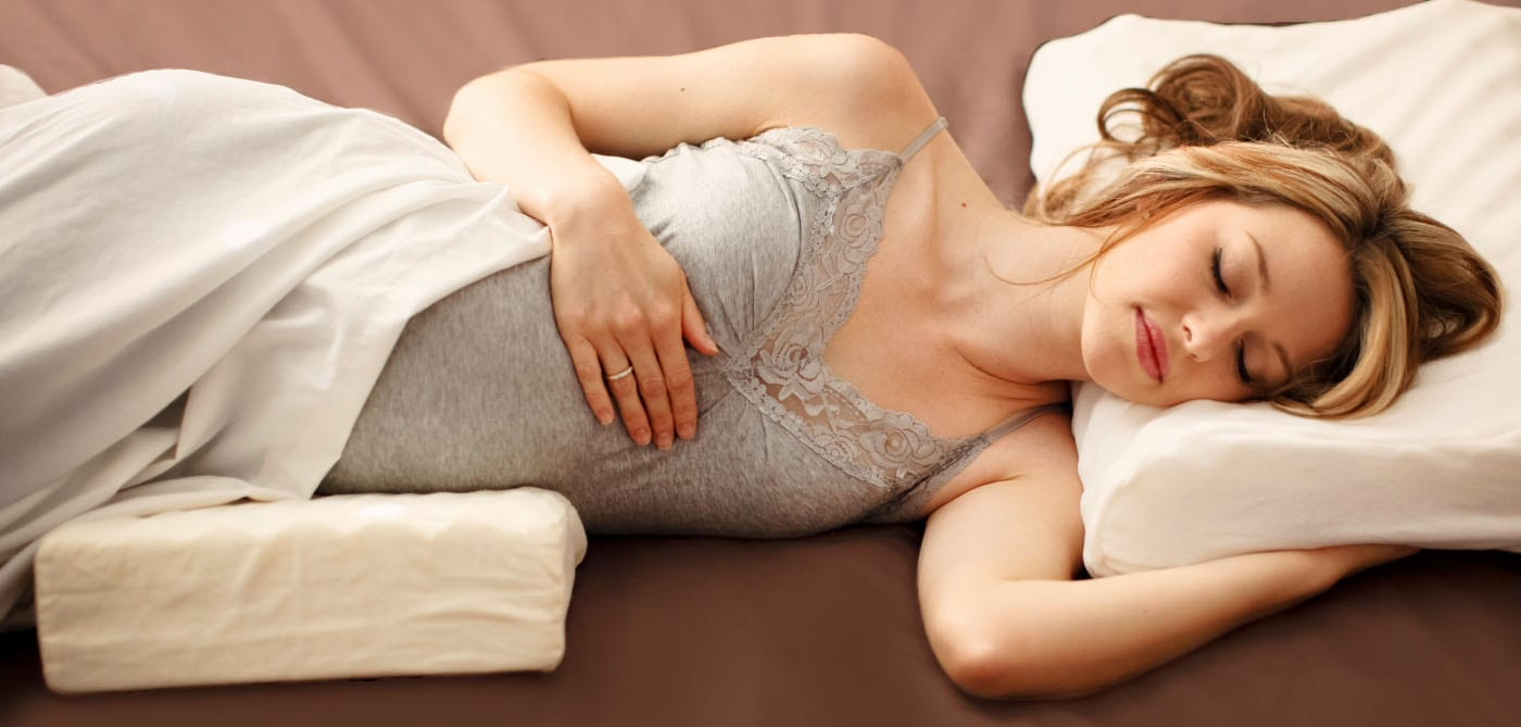 Wedge Pillows for Pregnancy