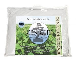 Zen Chi Organic Queen Size Buckwheat Review