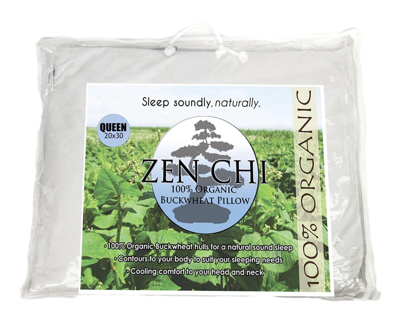 Zen Chi Organic Queen Size Buckwheat Review