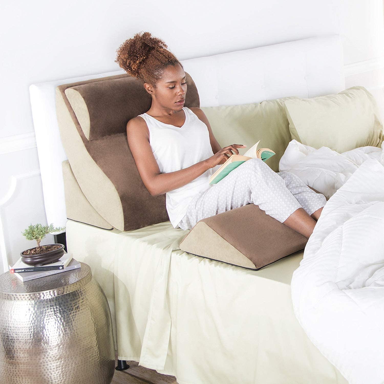best pillow for reading