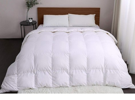 what is the difference between a duvet and comforter