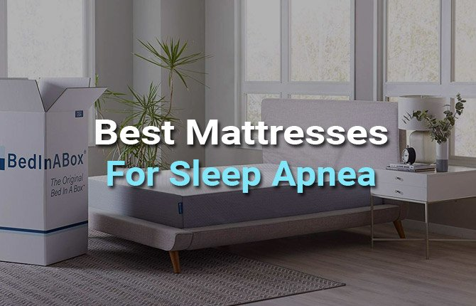 Best Mattresses For Sleep Apnea
