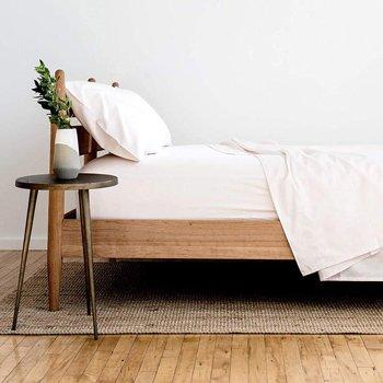 Bokser Home Sateen King Bed Sheets Set