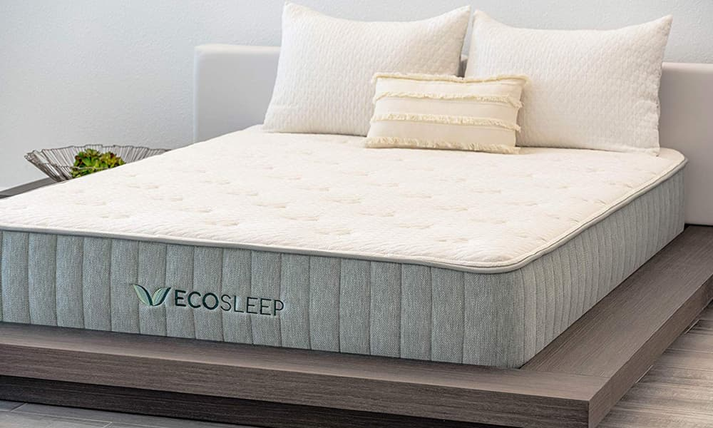 Brooklyn Bedding EcoSleep 12 Two-Sided Natural Latex Mattress
