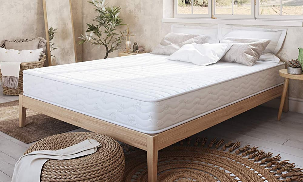 Innerspring 8-Inch Firm Mattress