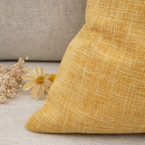 Smile - replacement couch pillows cover