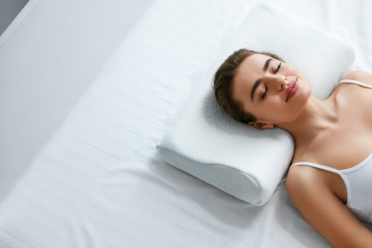 Best contour pillow