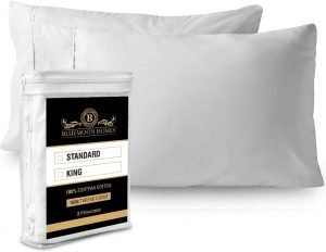 hotel pillow cases reviews