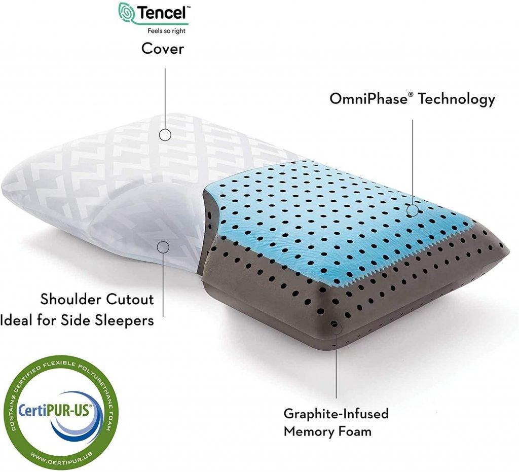 Malouf Charcoal Pillow