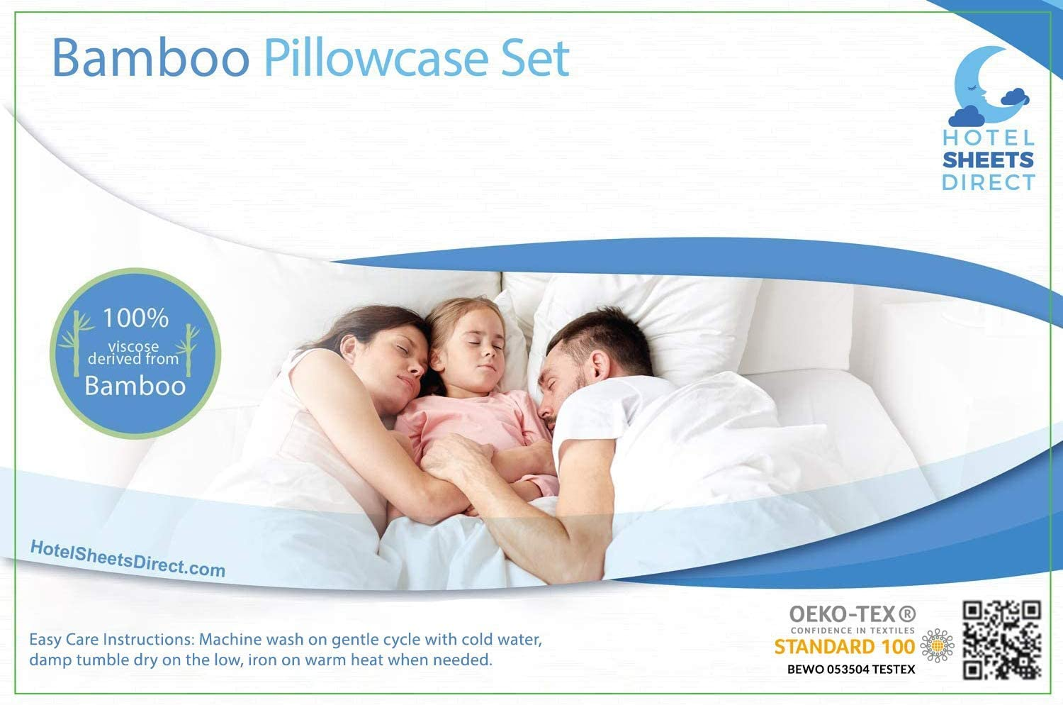 bamboo hotel pillow cases