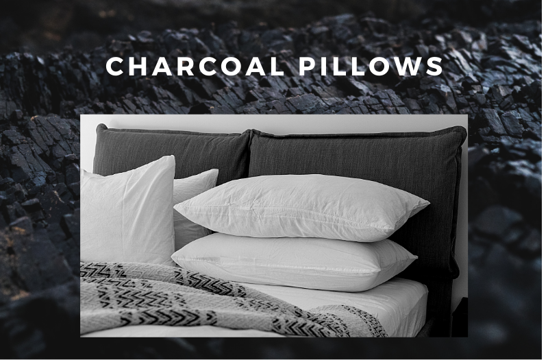 Charcoal Pillows the Ultimate Guide