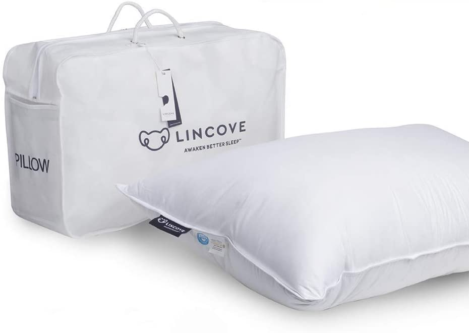 Lincove - how to choose a pillow