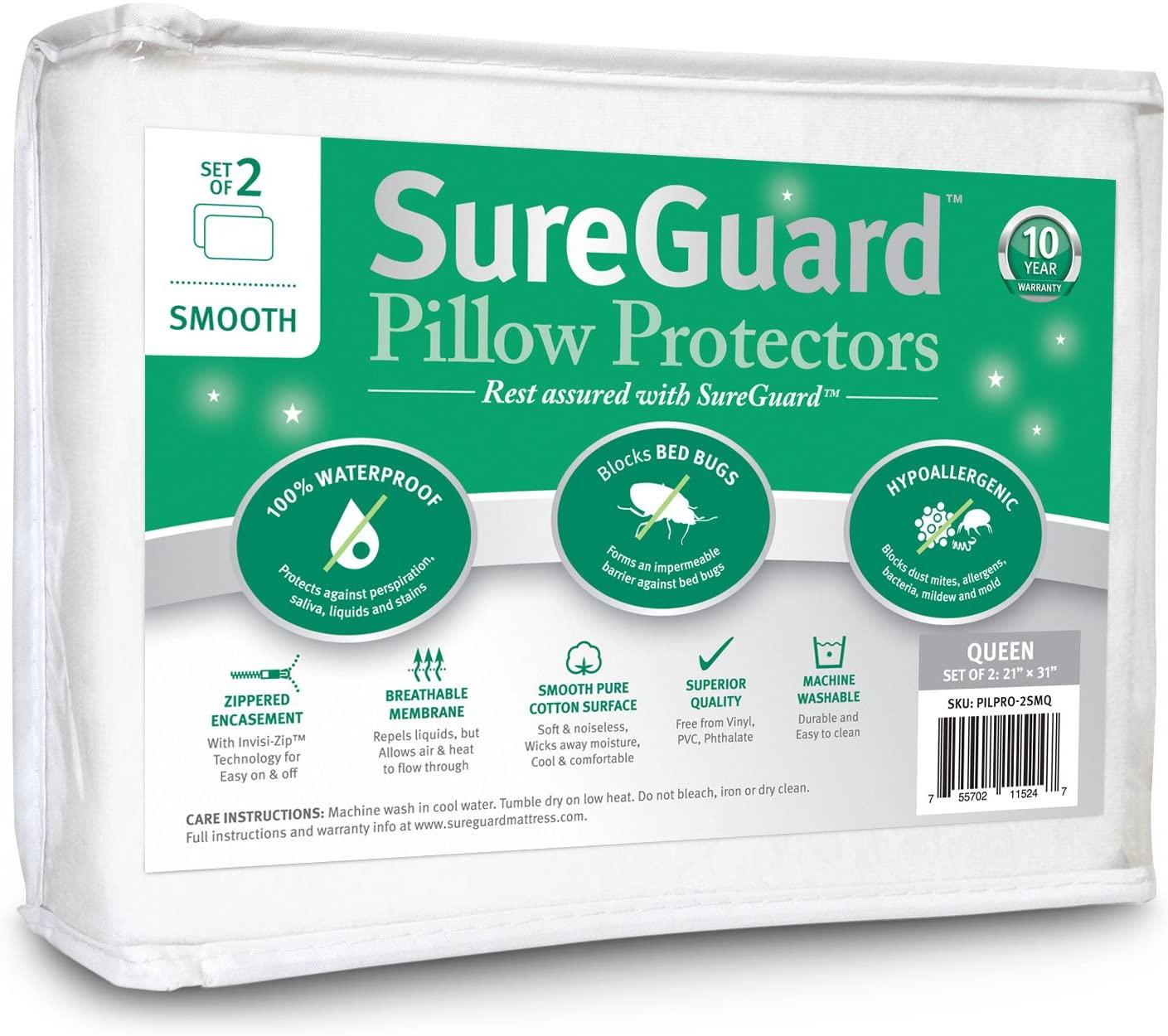 Best Pillow Protectors
