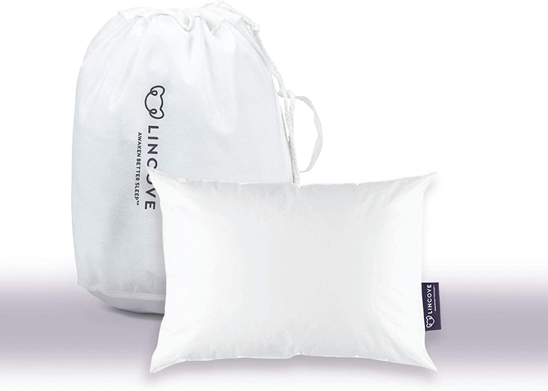down travel pillow