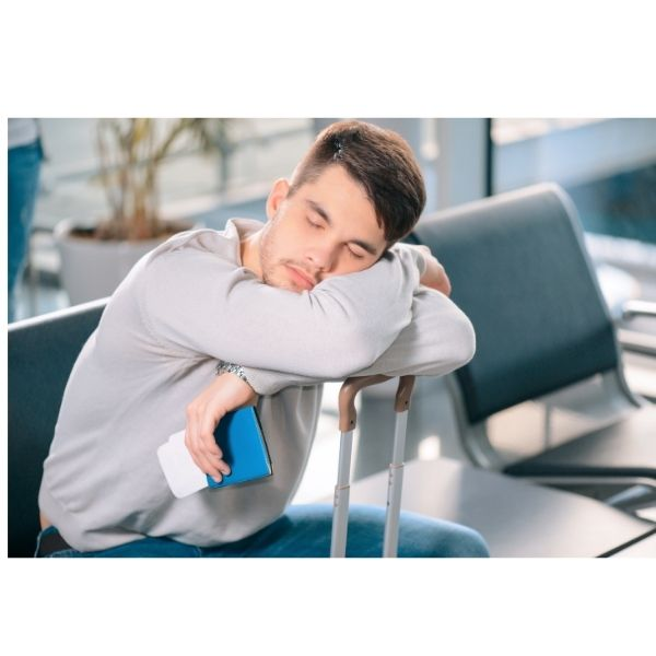 down travel pillow