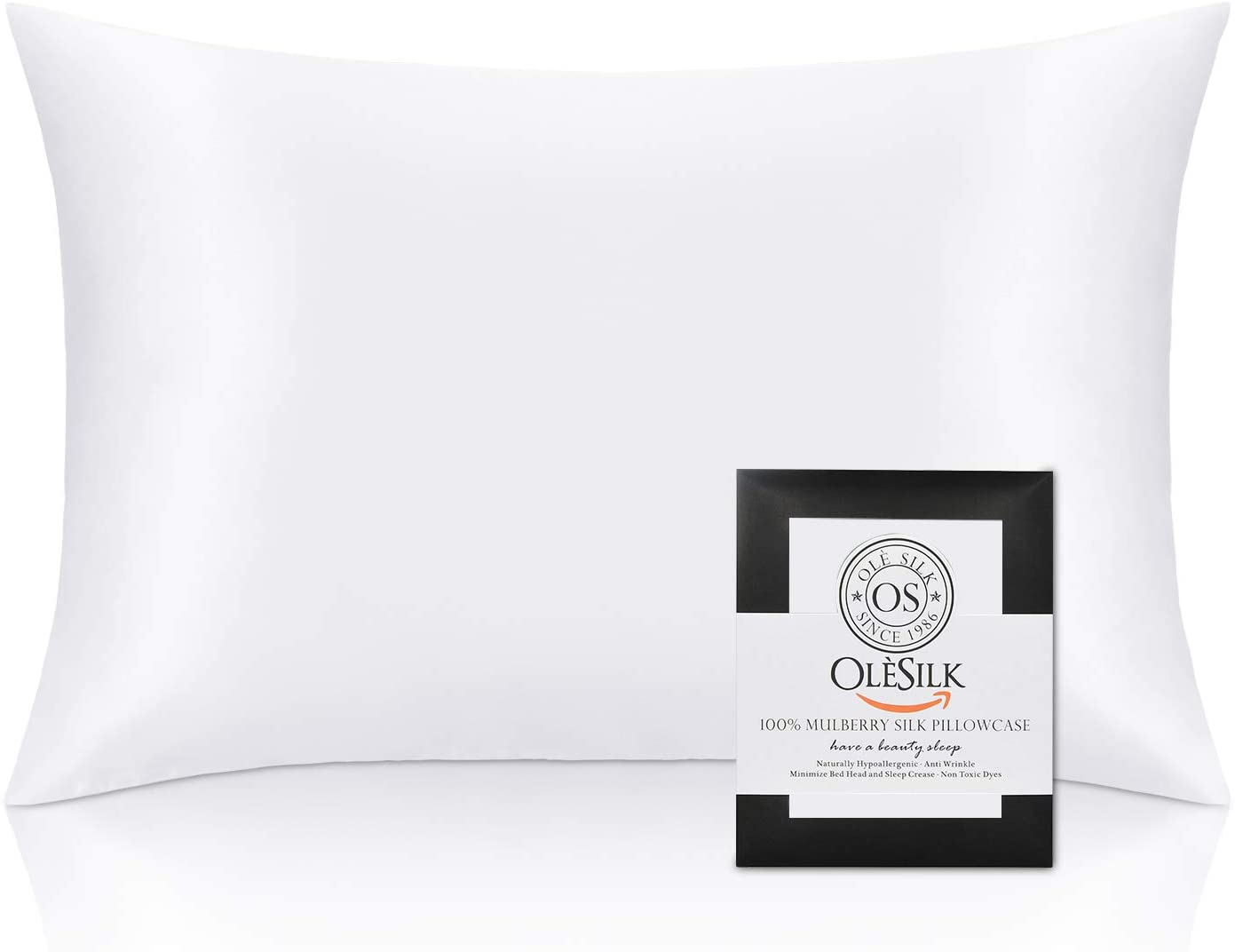 Best pillow protector made of silk
