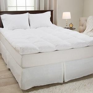 best down mattress topper