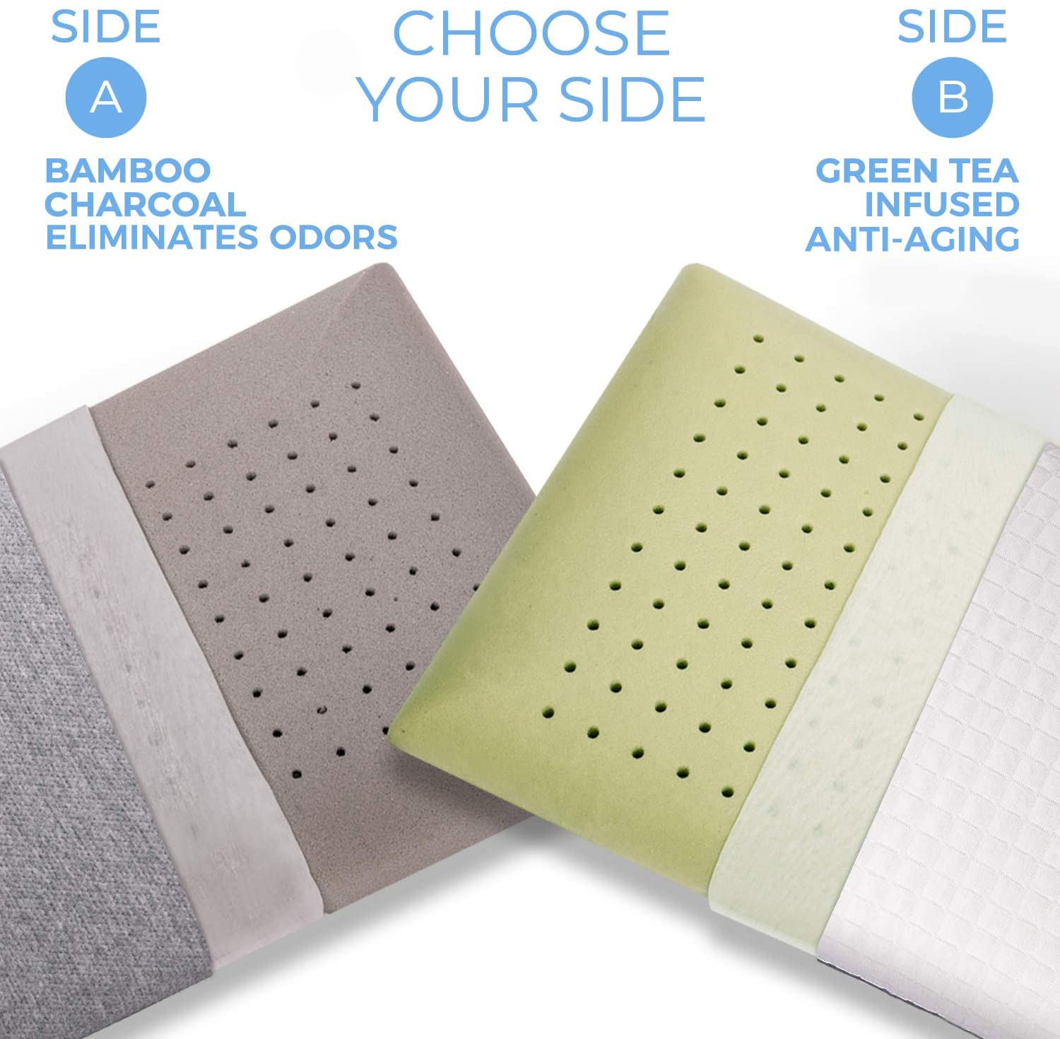 2-side charcoal pillow review