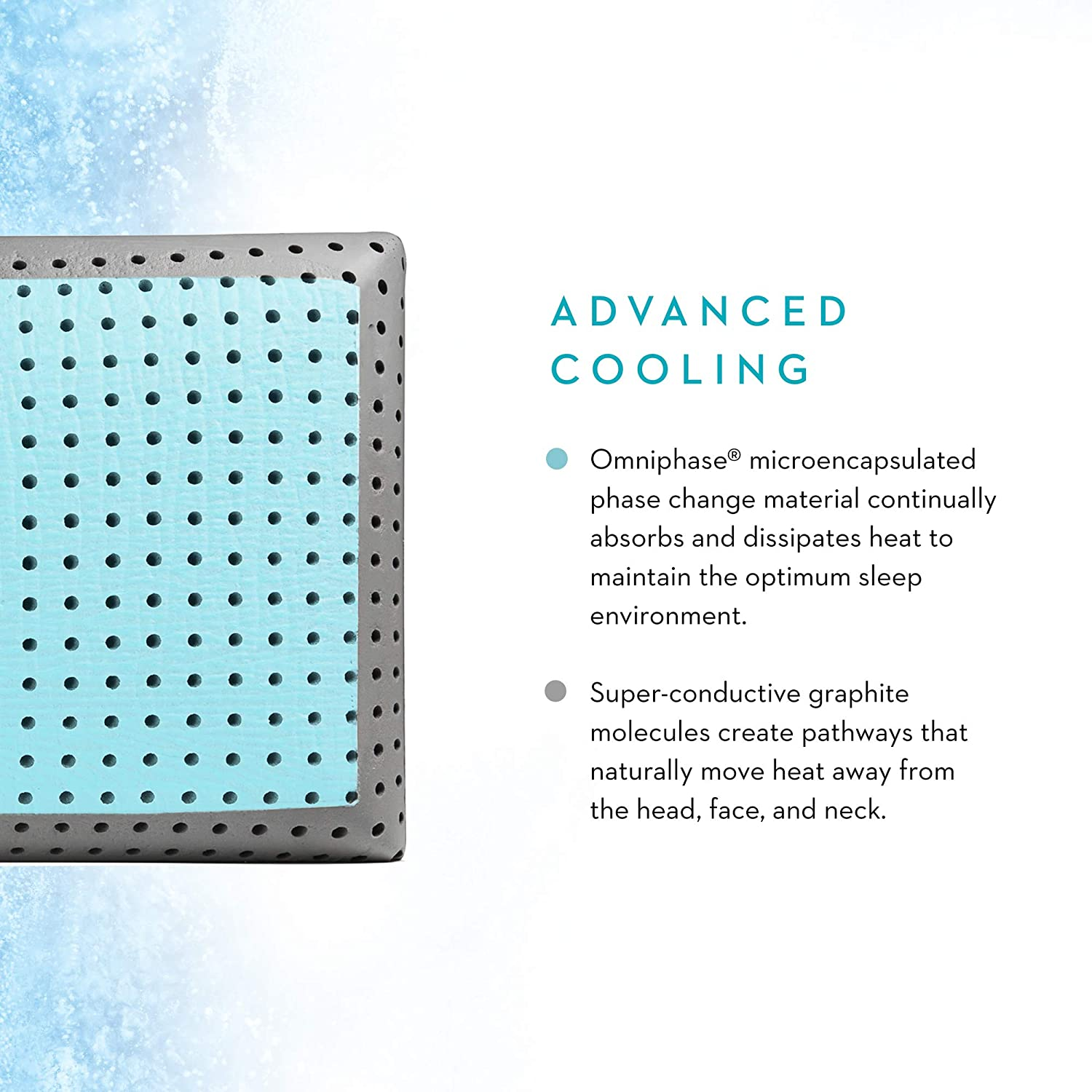 best charcoal pillow for cooling